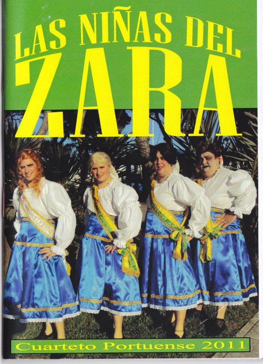 Las niñas del Zara - Cancionero