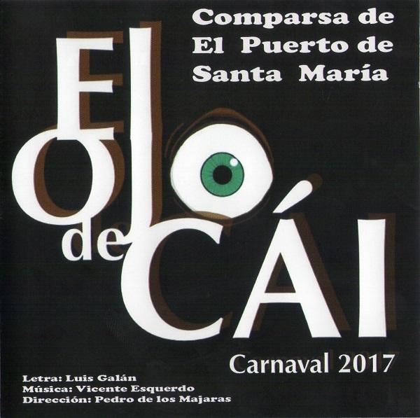 CD de EL OJO DE CAI - FRONTAL