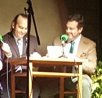 Jesús Devesa y Antonio Fernández