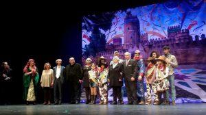 Acto de Reconocimiento al Mejor Autor, Músico y Director del Carnaval Portuense