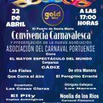 Convivencia Carnavalesca y presentación de la A.C.P.