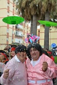 Además de participar en Cádiz y dejarse ver por las calles de El Puerto, Juanito y Juanlu también actúan en todo tipo de eventos particulare