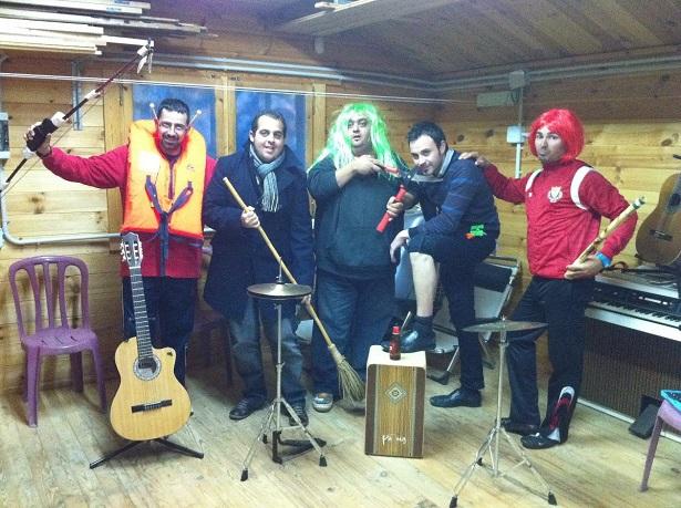 Ensayos - La Banda del Gato Fantastiiic