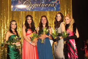 Las 5 candidatas elegidas como Coquineras 2012
