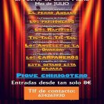 II Festival Carnavalesco – «Mas que una Champións»