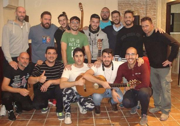 """Conjunto de """"Los Guiritanos"""""""