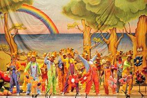 El batallón del arcoiris