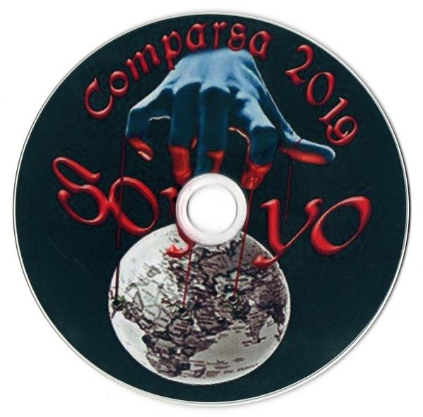 Soy yo - CD - Disco