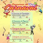 Concursos de Carnaval 2019
