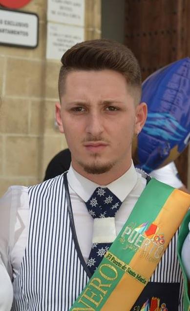 Alejandro Gómez Puerto - Coquinero Mayor