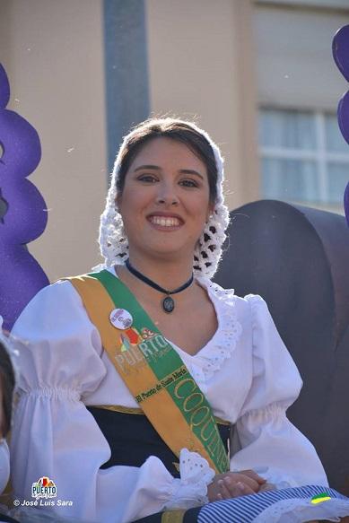 María del Rocío Lechuga Falcón - Coquinera Mayor Adulta