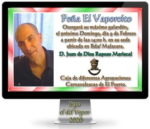 XIX Pepe el del Vapor