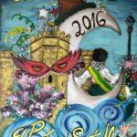 «En la Luna», Cartel anunciador del Carnaval 2016